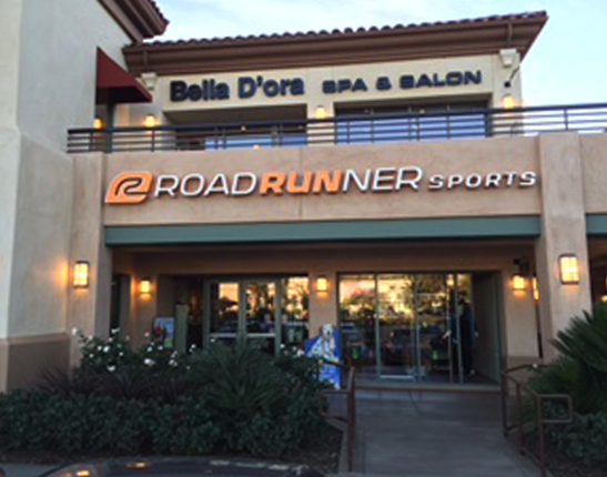 9ac0c7c059d Store Picture. Need running shoes in or near Carlsbad  Stop by Road Runner  Sports!